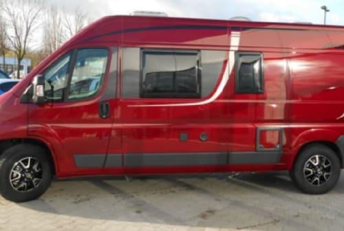 Wohnmobil mieten in Bad Reichenhall von privat | Pössl  Red