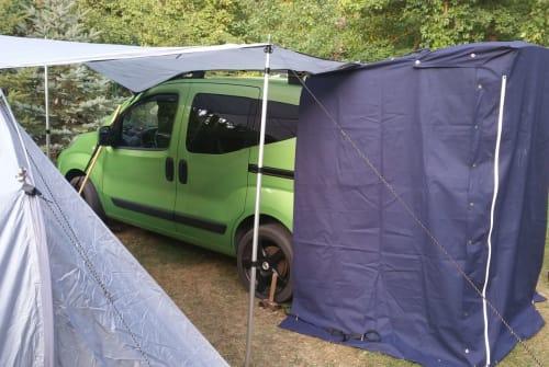 Wohnmobil mieten in Kiel von privat | Fiat Egon