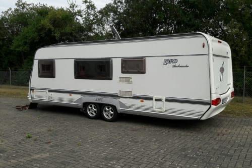 Wohnmobil mieten in Bad Sooden-Allendorf von privat | LMC LMC Caravan 660 P