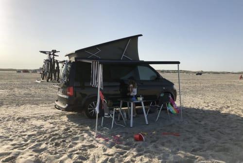 Wohnmobil mieten in Hamburg von privat |  VW Alsterperle