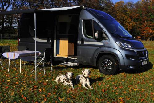 Wohnmobil mieten in Bielefeld von privat | Knaus Callemia