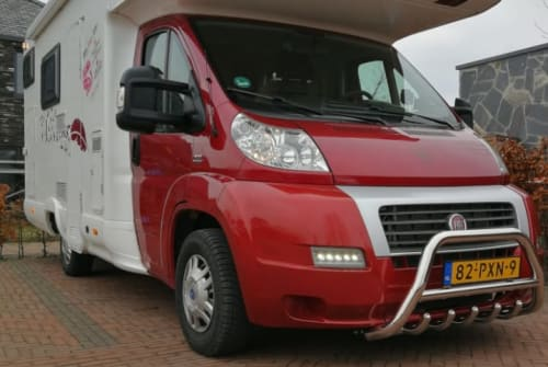 Wohnmobil mieten in Twello von privat | MC Louis Fiat Ducato Happy Family Camper Stapelbed Fiat Louis