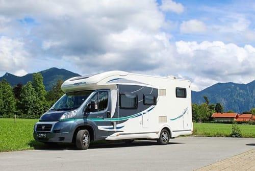 Wohnmobil mieten in Bannewitz von privat   Fiat Hausschuh