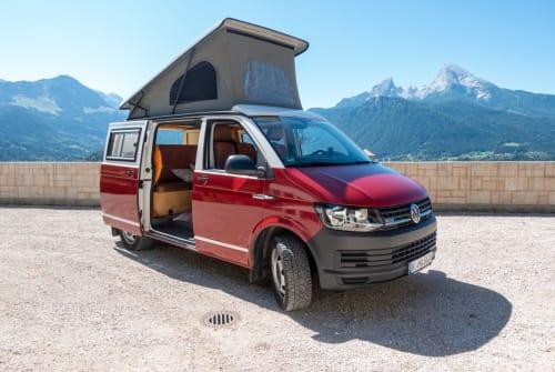 Wohnmobil mieten in Bischofswiesen von privat |  VW Rudi