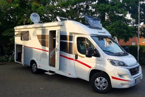 Wohnmobil mieten in Beckum von privat | Sunlight Sunny