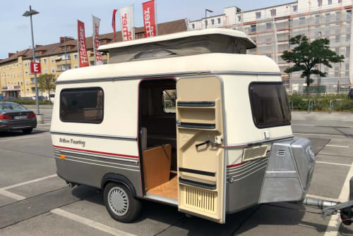 Wohnmobil mieten in Berlin von privat | Hymer Eriba PanBär