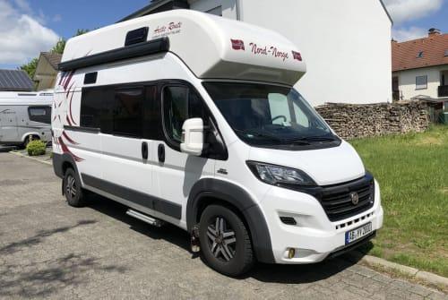 Wohnmobil mieten in Goldbach von privat | Weinsberg Travel in Style