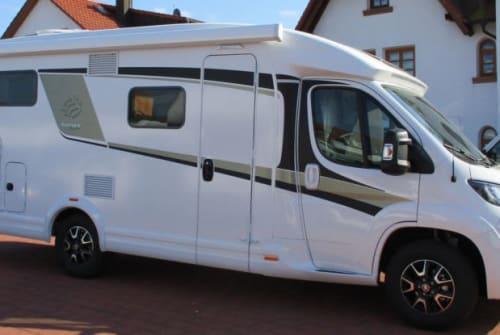 Wohnmobil mieten in Lübeck von privat | Knaus VanTi