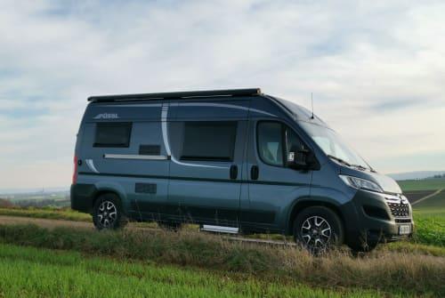 Wohnmobil mieten in Kirchheim am Ries von privat | Pössl  Blacky