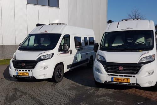 Wohnmobil mieten in Schagerbrug von privat | Livingstone Duo Livingstone Duo