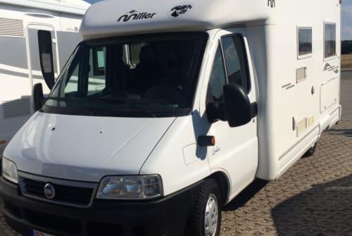 Wohnmobil mieten in Ratekau von privat | Fiat Ducato Ernie