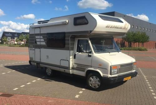 Wohnmobil mieten in Wognum von privat   Citroen Reuze camper