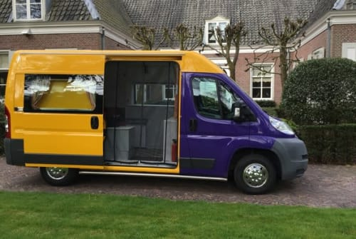 Wohnmobil mieten in Bilthoven von privat | Citroen Bassie