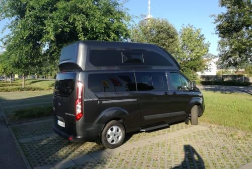 Wohnmobil mieten in Leonberg von privat | Ford Nugget Plus Nuggi