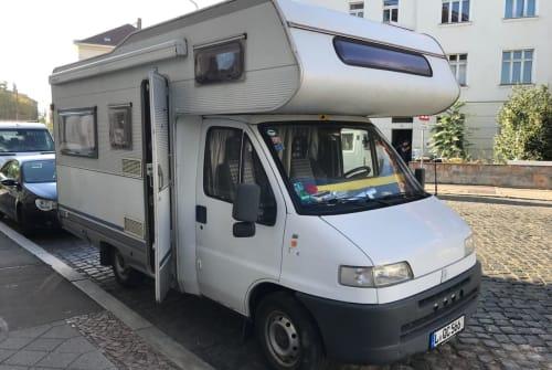 Wohnmobil mieten in Leipzig von privat | Fiat Ducato Didi (Autogas)