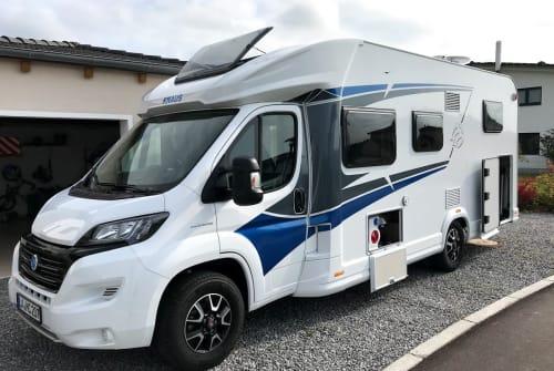 Wohnmobil mieten in Weihmichl von privat | Knaus Meggy 007
