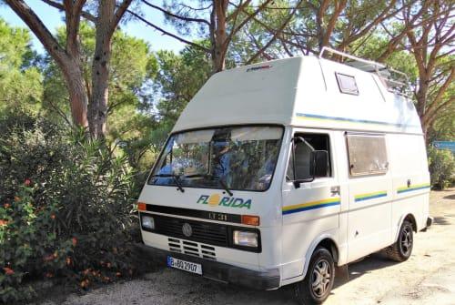 Wohnmobil mieten in Berlin von privat | VW Florida LT 31 FLORIDA