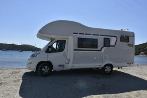 Wohnmobil mieten in Esslingen am Neckar von privat   Citroen Bella