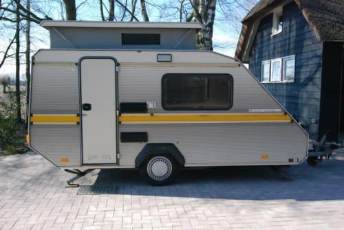 Wohnmobil mieten in Dronten von privat | Kip Kip Kompakt