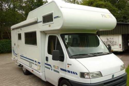 Wohnmobil mieten in Noord-Sleen von privat | Fiat Pilote