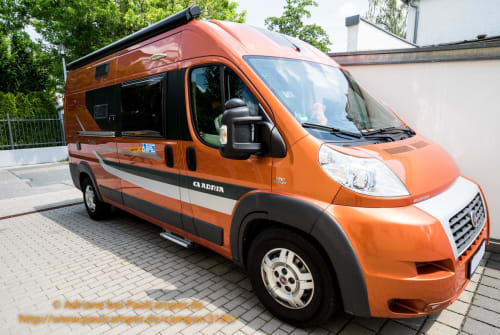 Wohnmobil mieten in Regensburg von privat | Fiat Ducato Adriane