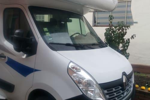 Wohnmobil mieten in Ottersheim bei Landau von privat | Renault Unser Bester