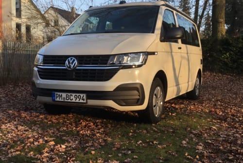 Wohnmobil mieten in Kleinmachnow von privat | VW BehagenCamp 994