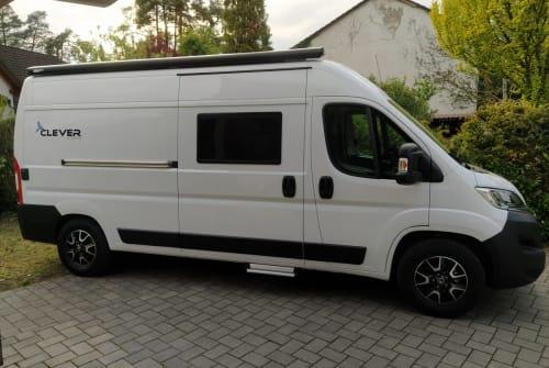 Wohnmobil mieten in Nürnberg von privat   Pössl Camper Clever