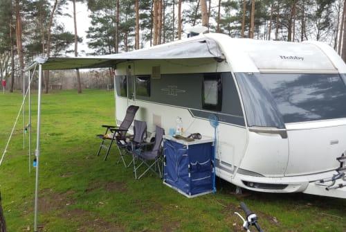 Wohnmobil mieten in Bielefeld von privat | Hobby  Familienbude