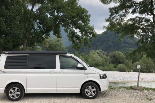 Wohnmobil mieten in Berlin von privat | VW Rocky