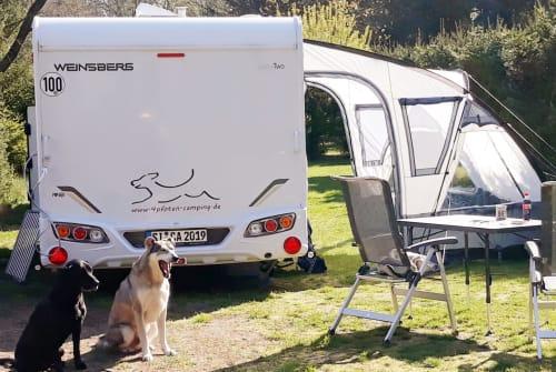 Wohnmobil mieten in Freudenberg von privat | Weinsberg 4pfoten-camping