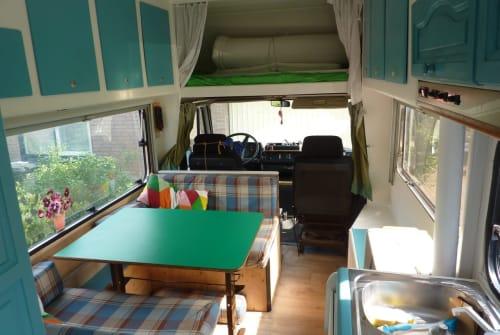Wohnmobil mieten in Zwolle von privat | Mercedes Benz 307D Gijs
