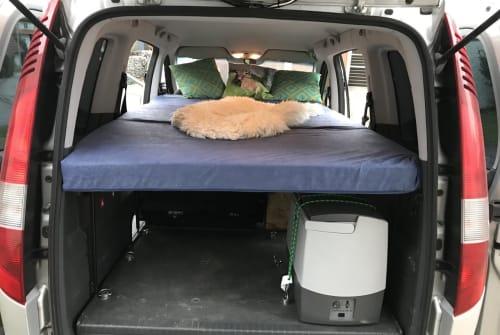 Wohnmobil mieten in Waiblingen von privat | Mercedes-Benz Herr Van Eo