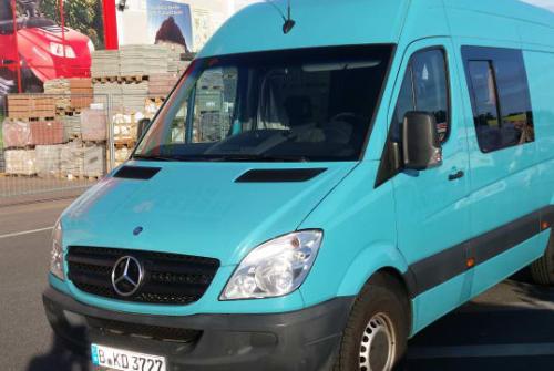 Wohnmobil mieten in Grünheide von privat | Mecedes Sprinter  sprinty