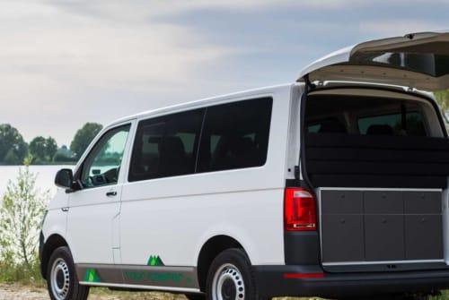 Wohnmobil mieten in Parsberg von privat | VW VWT6 Campingbus