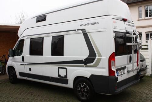 Wohnmobil mieten in Paderborn von privat | Weinsberg UlliBulli One