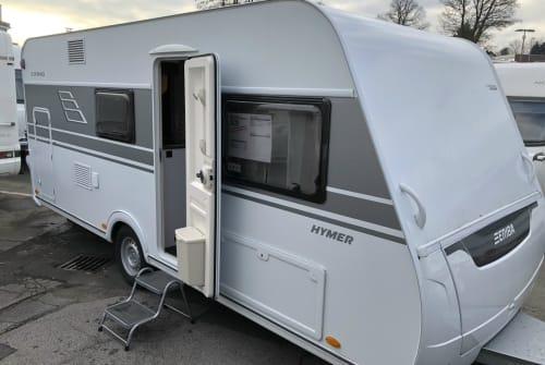 Wohnmobil mieten in Runkel von privat | Hymer Eriba Family on tour