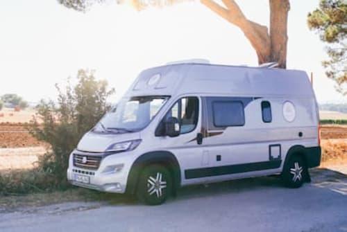 Wohnmobil mieten in Frankenthal von privat | Knaus Knausi