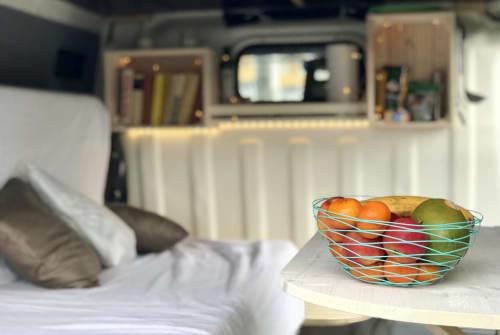 Wohnmobil mieten in Berlin von privat   Fiat Panda 🐼