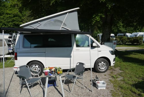 Wohnmobil mieten in Ribnitz-Damgarten von privat | VW CamperKalle