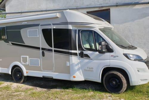Wohnmobil mieten in Wang von privat | Fiat Carado T449