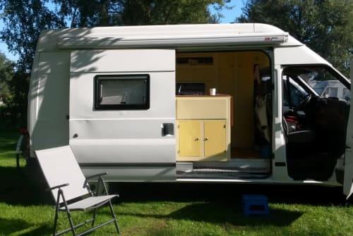 Wohnmobil mieten in Vreeland von privat | Ford Transit Djoeke