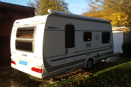 Wohnmobil mieten in Freiburg im Breisgau von privat | Fendt Saphir