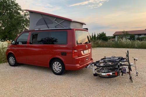 Wohnmobil mieten in Köln von privat | VW Rüdiger