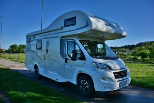 Wohnmobil mieten in Heidmoor von privat | Roller Team  Voyager SH/NI