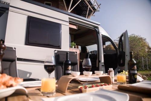 Wohnmobil mieten in Loenen aan de Vecht von privat | Carado Flow Shirly