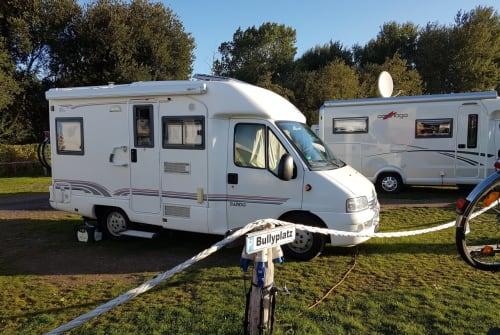 Wohnmobil mieten in Legden von privat | Fiat Ducato Fuchsröhre