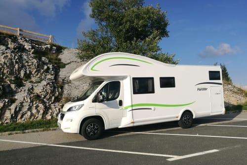 Wohnmobil mieten in Malching von privat | Fiat Ducato 2,3 l 130  Forsti 231