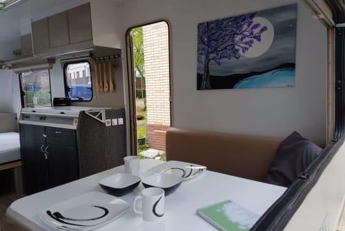 Wohnmobil mieten in Uetersen von privat | Adria Uschi