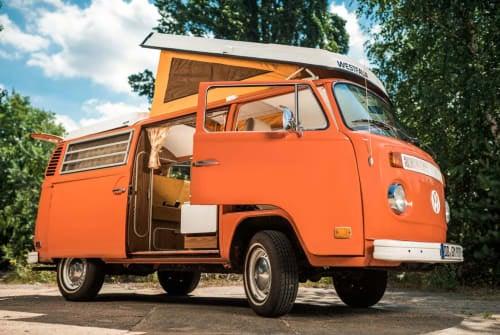 Wohnmobil mieten in Dresden von privat   Volkswagen Jolle